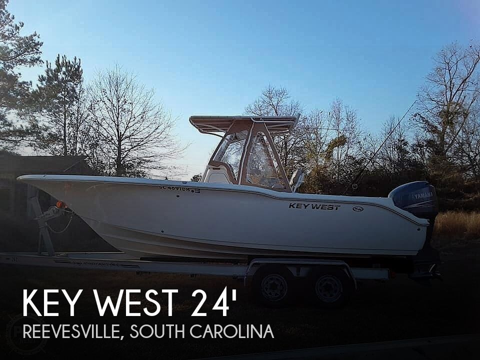 Used Key West Boats For Sale by owner | 2010 Key West 244cc