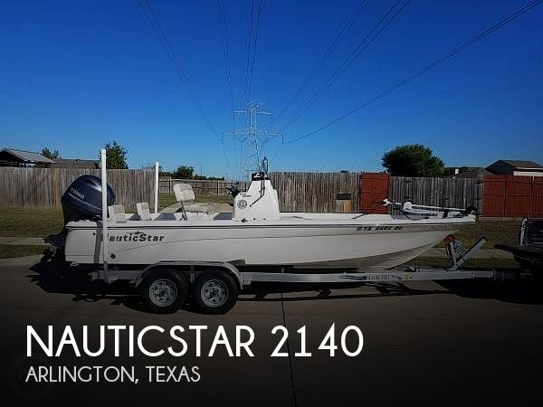 Used Nautic Star 21 Boats For Sale by owner | 2017 Nautic Star 2140 Sport