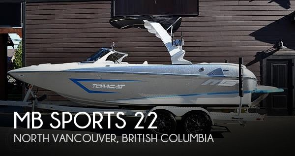 Used MB Sports Boats For Sale by owner | 2018 MB Sports F22 Tomcat