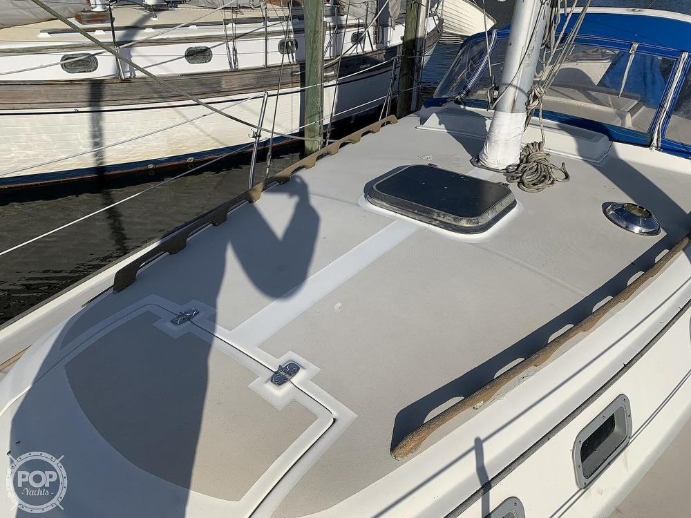1982 O'day boat for sale, model of the boat is 37 & Image # 30 of 40