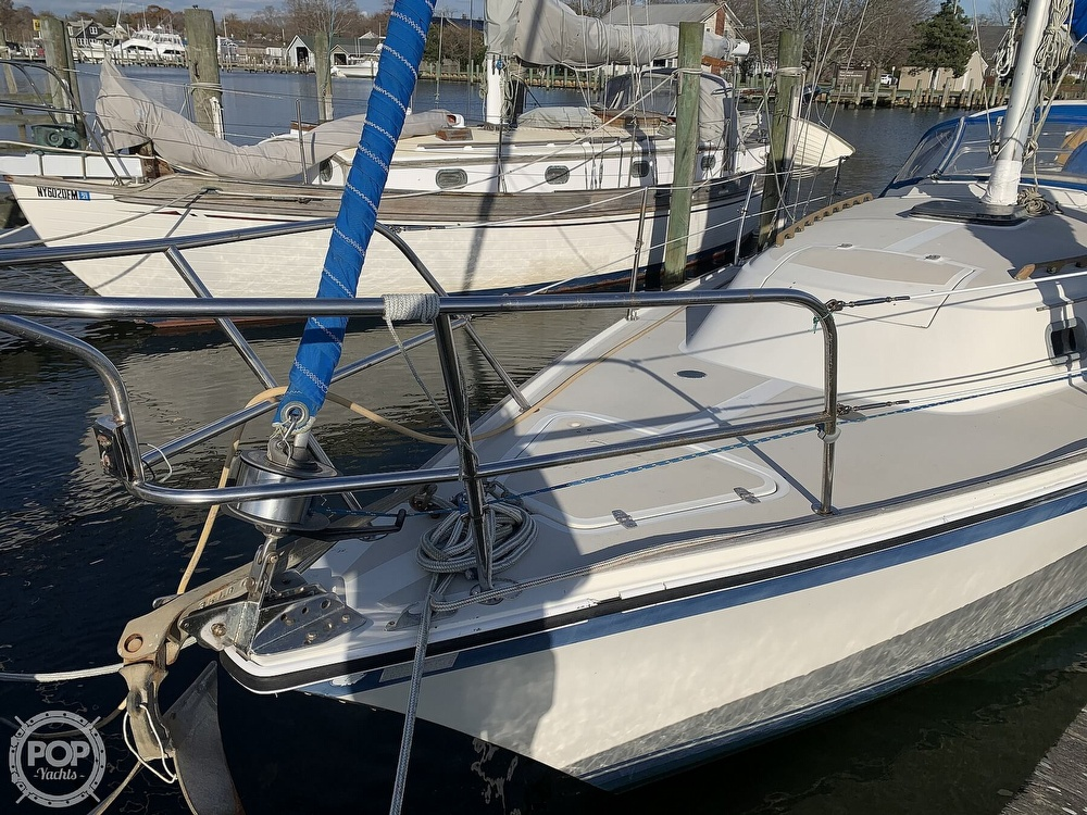 1982 O'day boat for sale, model of the boat is 37 & Image # 32 of 40