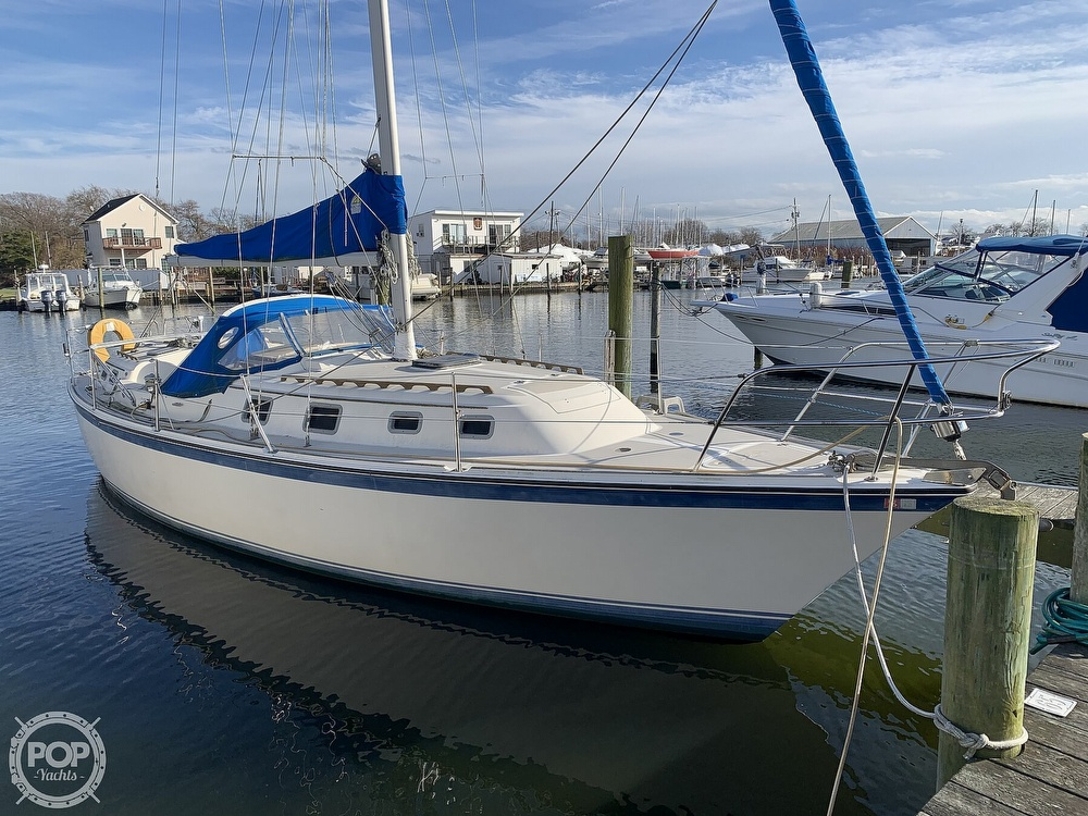1982 O'day boat for sale, model of the boat is 37 & Image # 2 of 40