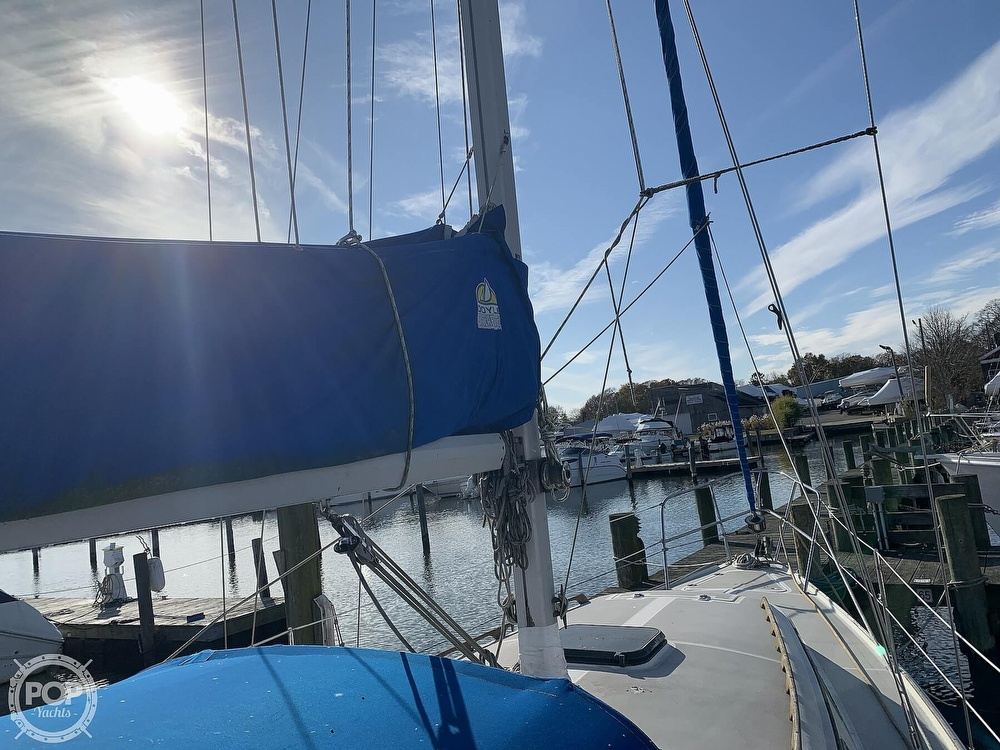 1982 O'day boat for sale, model of the boat is 37 & Image # 14 of 40