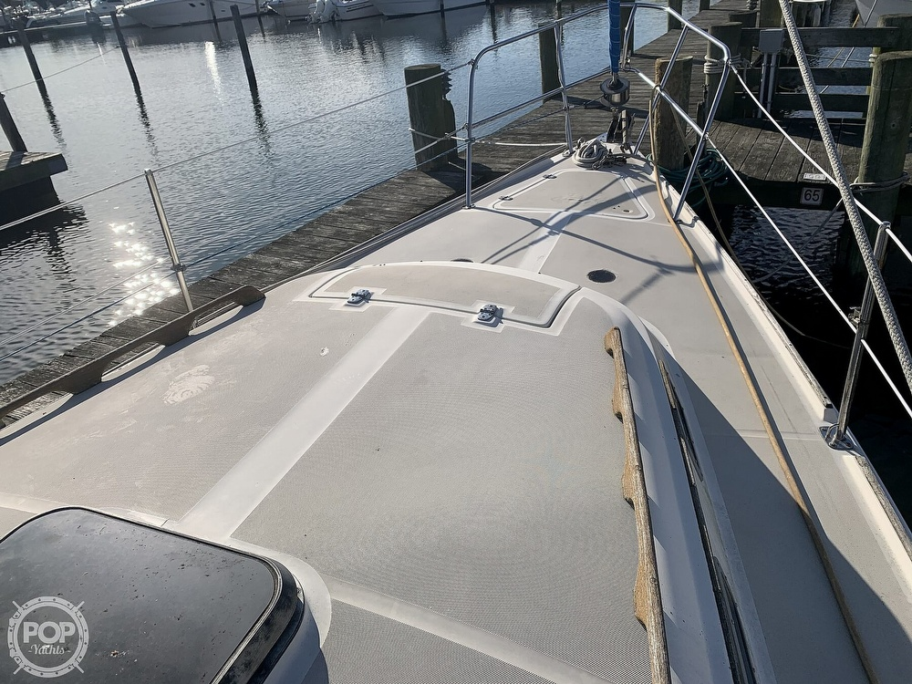 1982 O'day boat for sale, model of the boat is 37 & Image # 21 of 40