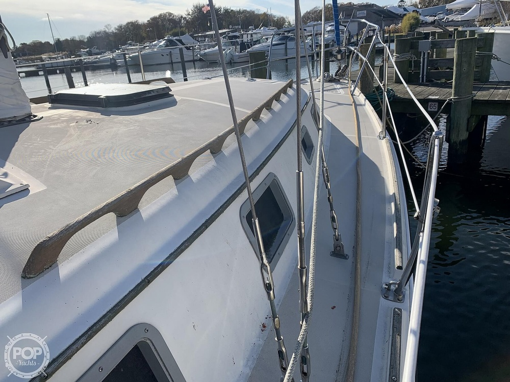 1982 O'day boat for sale, model of the boat is 37 & Image # 23 of 40