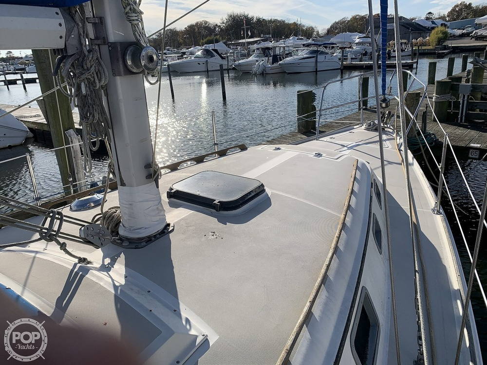 1982 O'day boat for sale, model of the boat is 37 & Image # 5 of 40