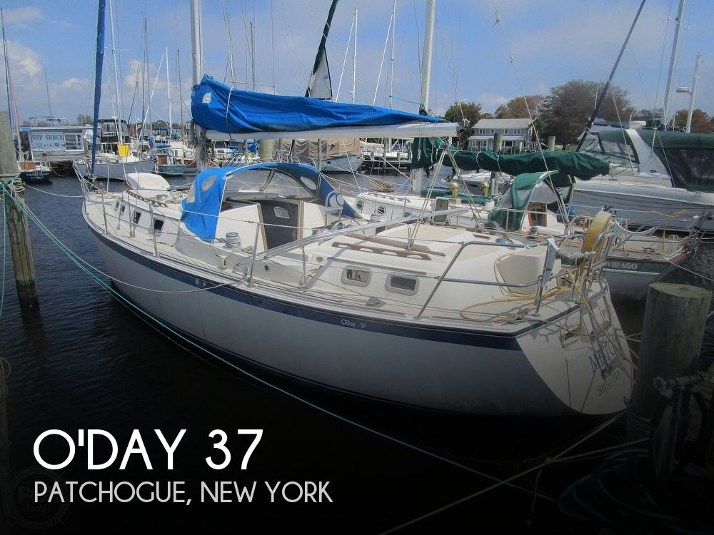 1982 O'day boat for sale, model of the boat is 37 & Image # 1 of 40
