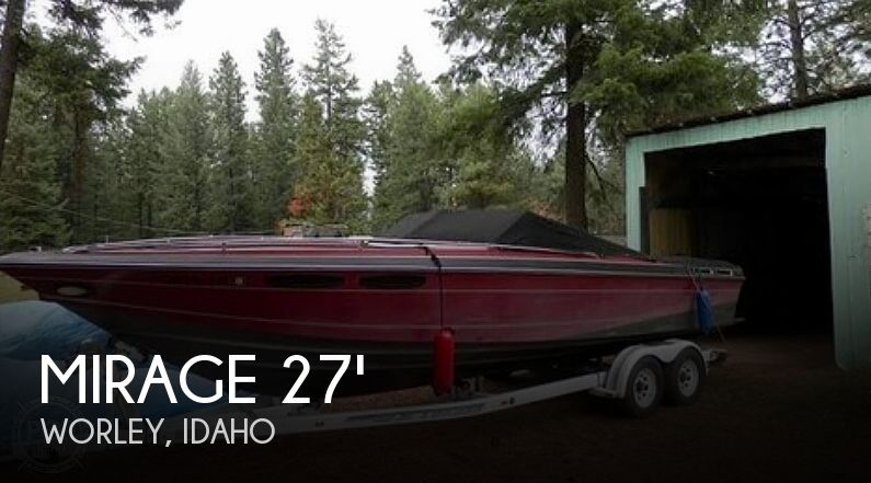Used Mirage Boats For Sale by owner | 1988 Mirage 270 Intimidator