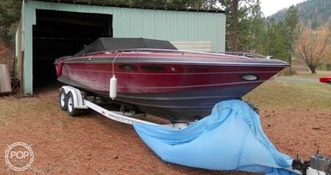 1988 Mirage boat for sale, model of the boat is 270 INTIMIDATOR Offshore & Image # 2 of 12