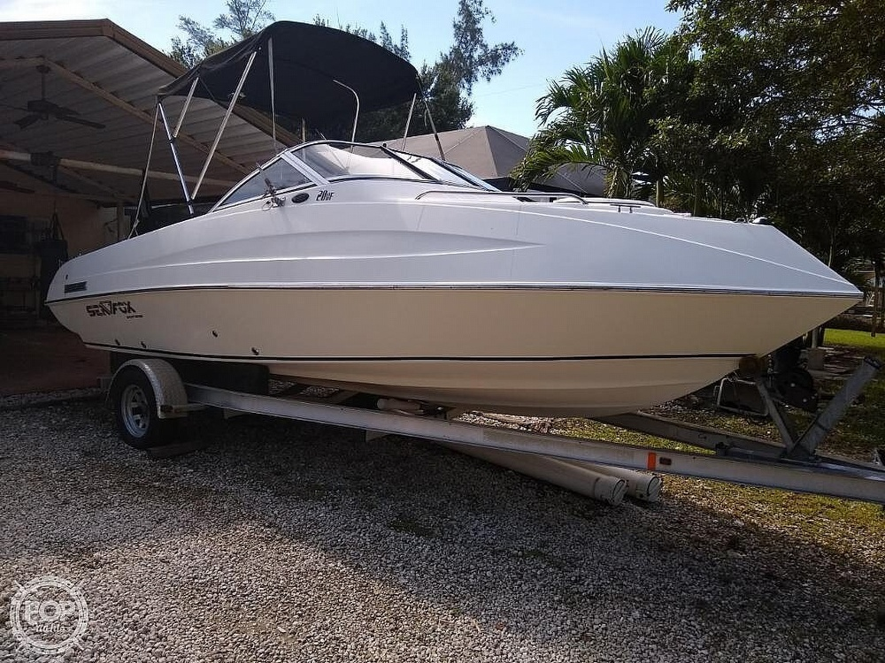 2007 Sea Fox boat for sale, model of the boat is 20 CF & Image # 6 of 40
