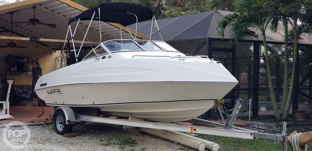2007 Sea Fox boat for sale, model of the boat is 20 CF & Image # 3 of 40