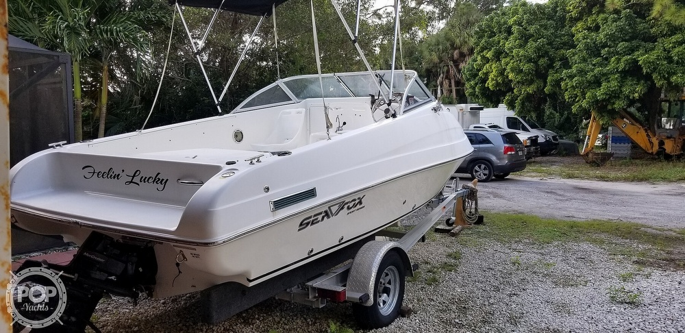 2007 Sea Fox boat for sale, model of the boat is 20 CF & Image # 15 of 40