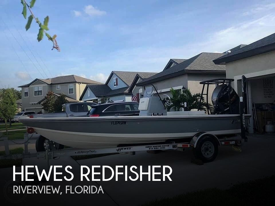 Used HEWES Boats For Sale by owner | 2019 19 foot Hewes Redfisher
