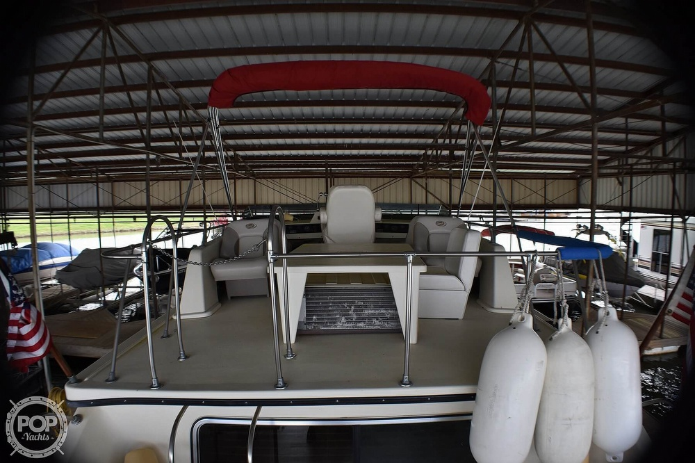 1986 Harbor Master boat for sale, model of the boat is 14 x 47 & Image # 5 of 40