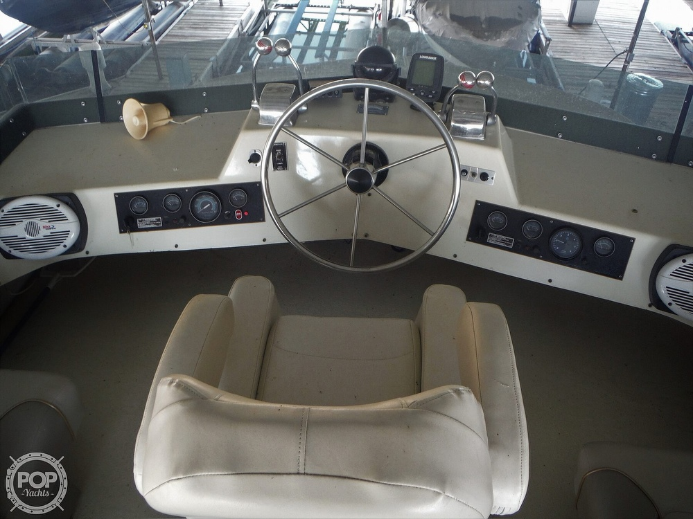 1986 Harbor Master boat for sale, model of the boat is 14 x 47 & Image # 28 of 40