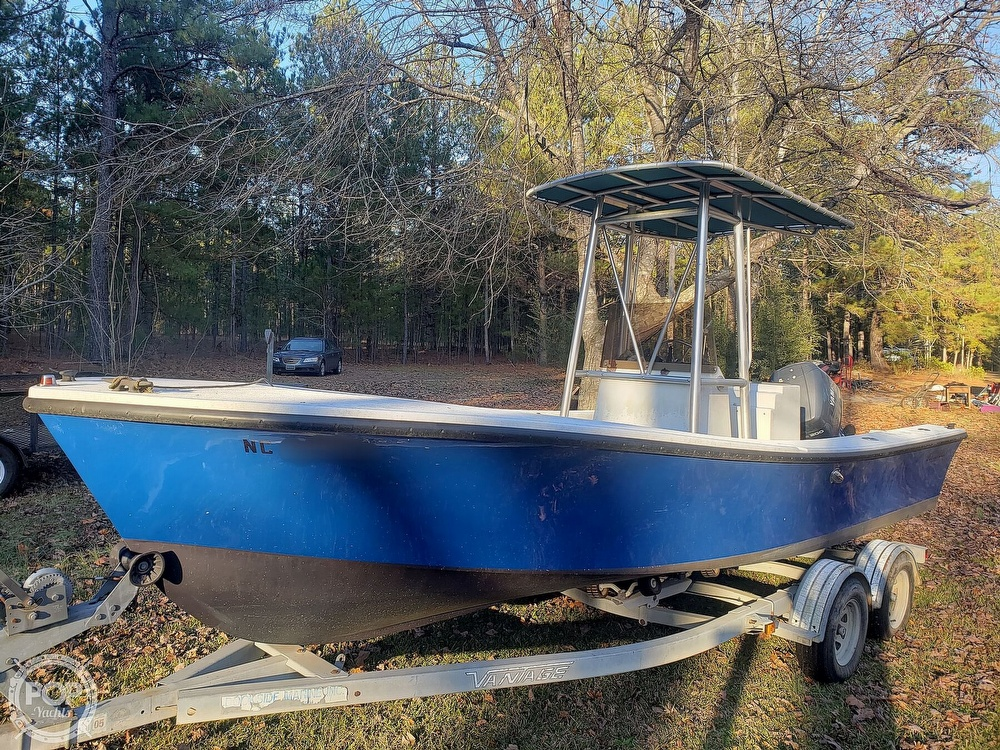 1986 Privateer boat for sale, model of the boat is 2100 ROAMER II & Image # 13 of 41