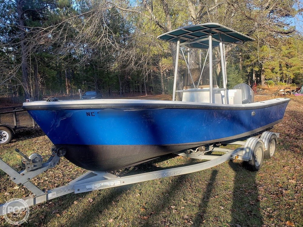 1986 Privateer boat for sale, model of the boat is 2100 ROAMER II & Image # 11 of 41