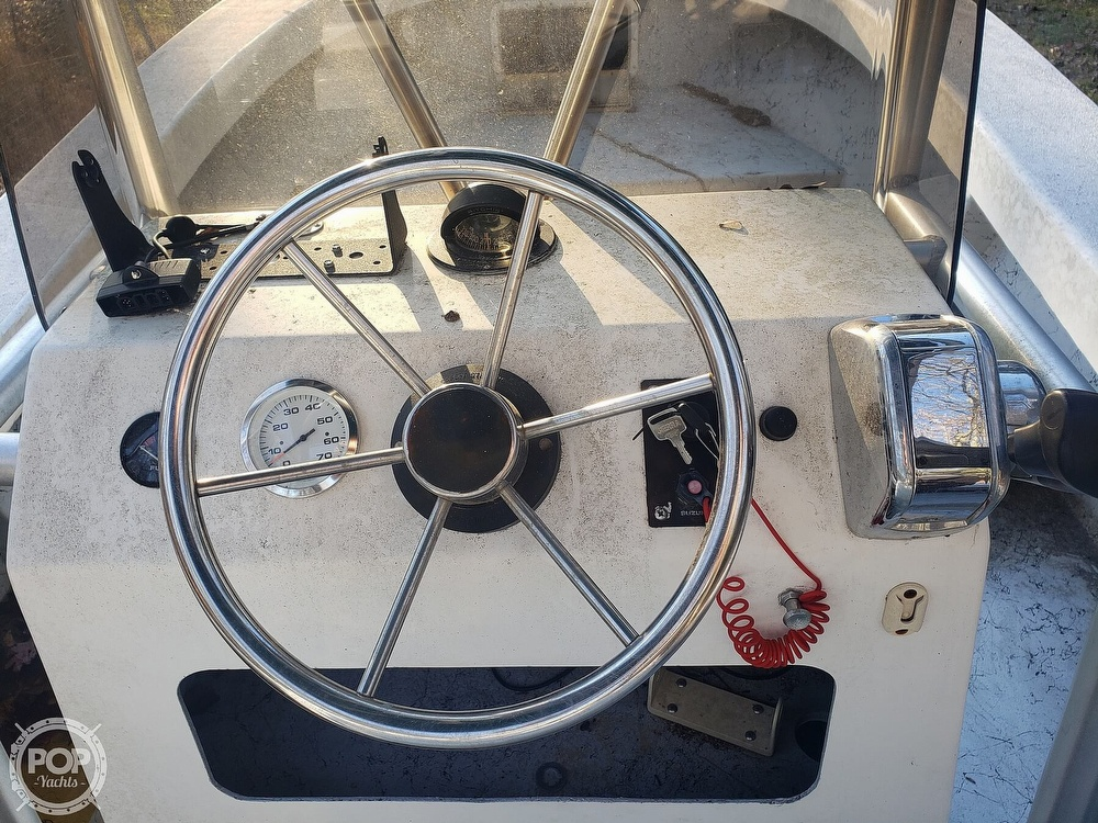 1986 Privateer boat for sale, model of the boat is 2100 ROAMER II & Image # 5 of 41