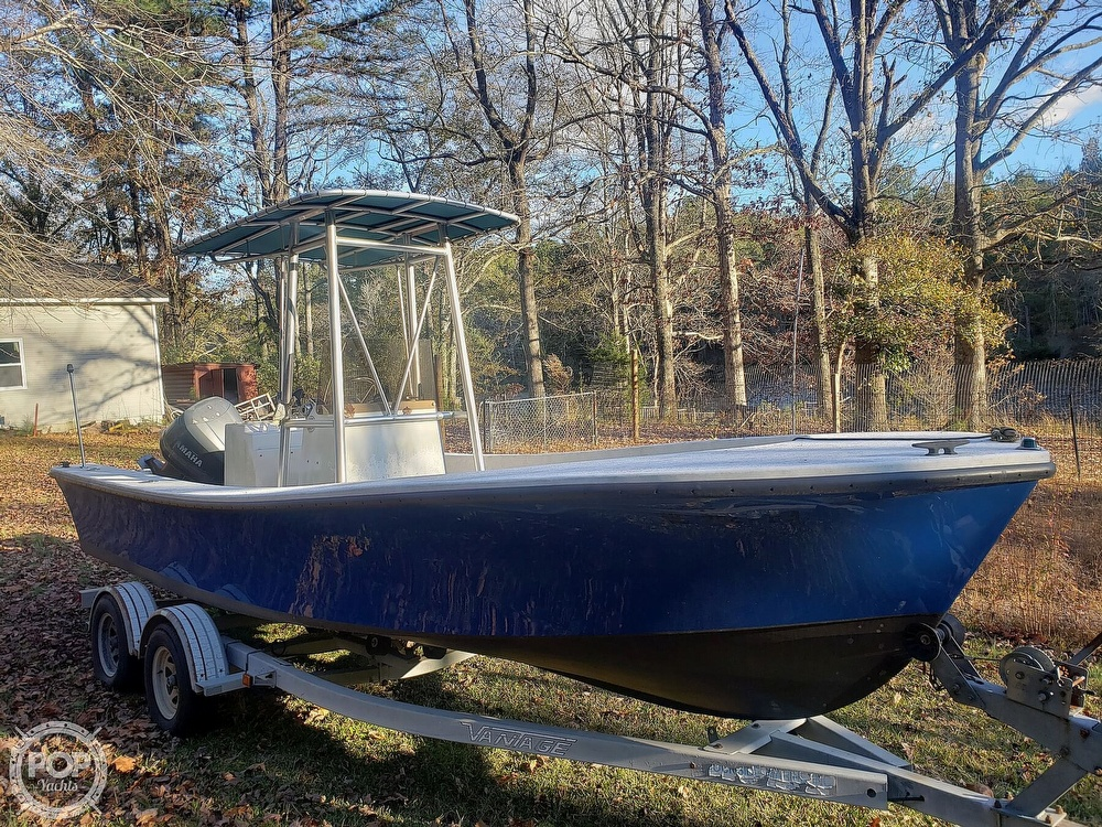 1986 Privateer boat for sale, model of the boat is 2100 ROAMER II & Image # 3 of 41