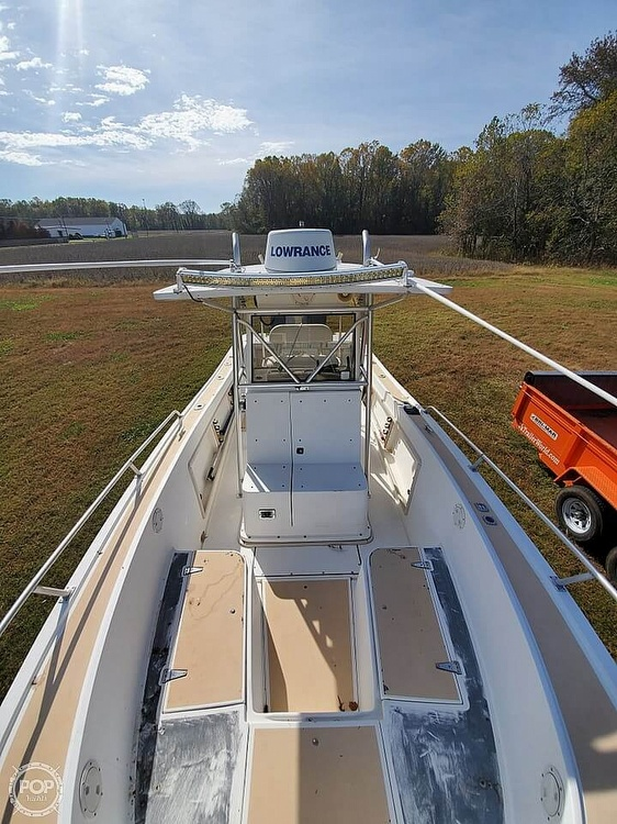 1995 Mako boat for sale, model of the boat is 282 CC & Image # 13 of 41