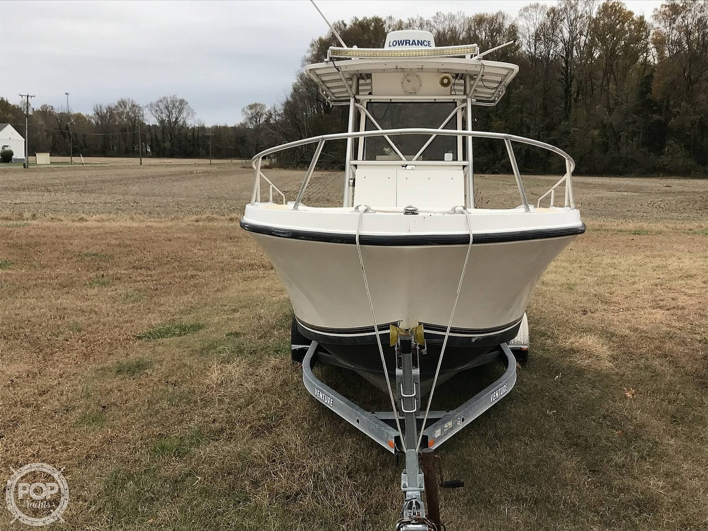 1995 Mako boat for sale, model of the boat is 282 CC & Image # 20 of 41