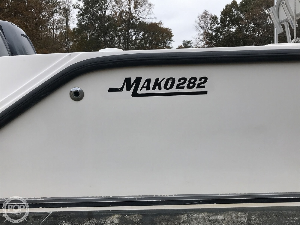 1995 Mako boat for sale, model of the boat is 282 CC & Image # 4 of 41