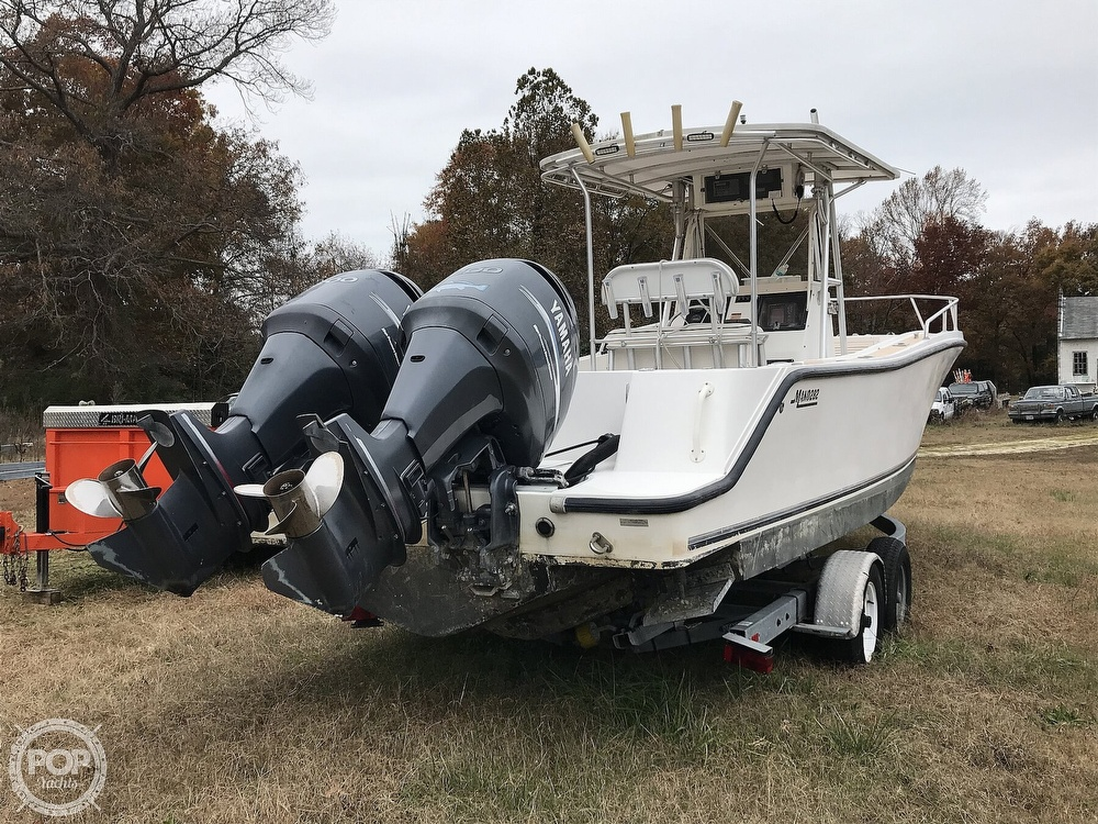 1995 Mako boat for sale, model of the boat is 282 CC & Image # 21 of 41