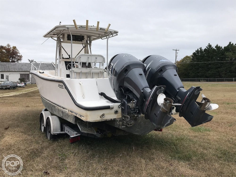1995 Mako boat for sale, model of the boat is 282 CC & Image # 22 of 41