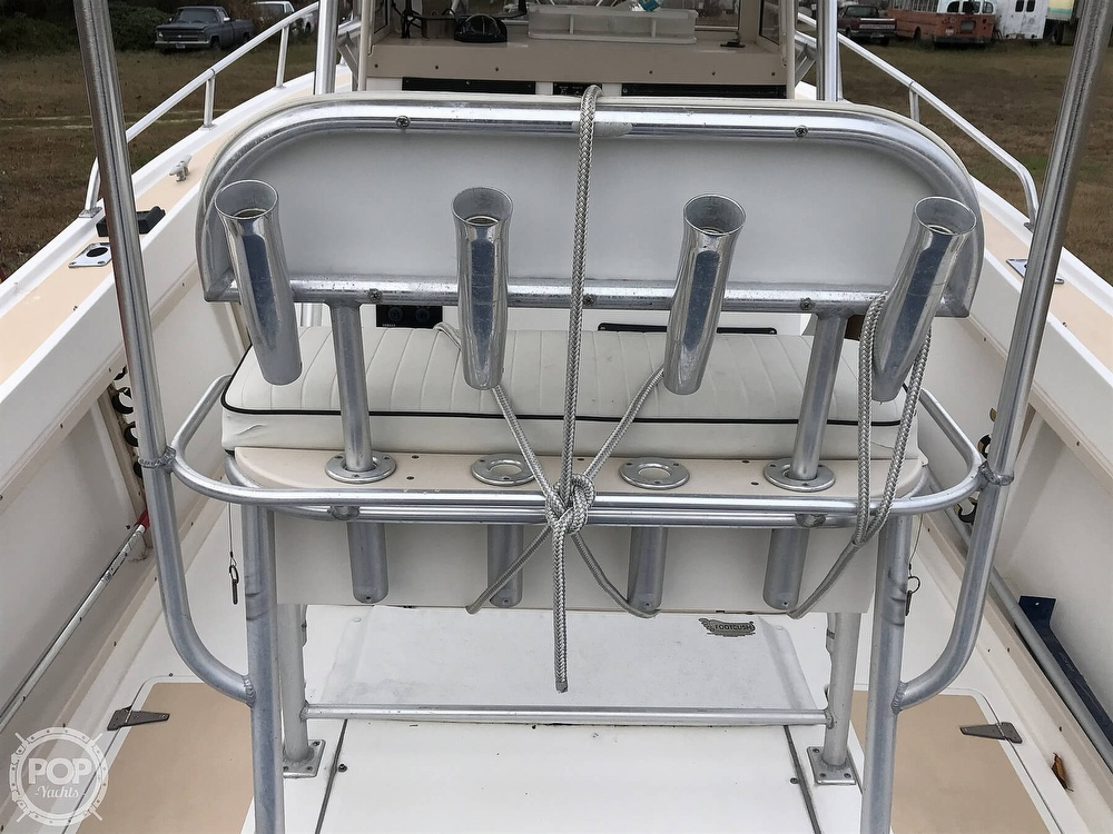 1995 Mako boat for sale, model of the boat is 282 CC & Image # 37 of 41