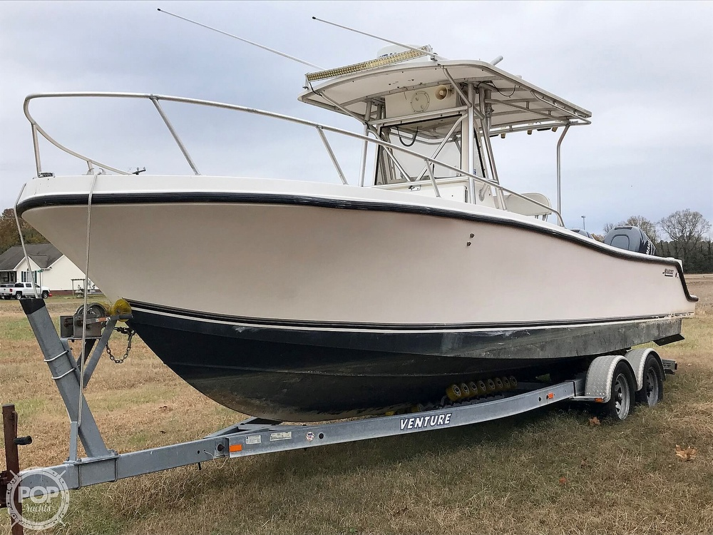1995 Mako boat for sale, model of the boat is 282 CC & Image # 2 of 41