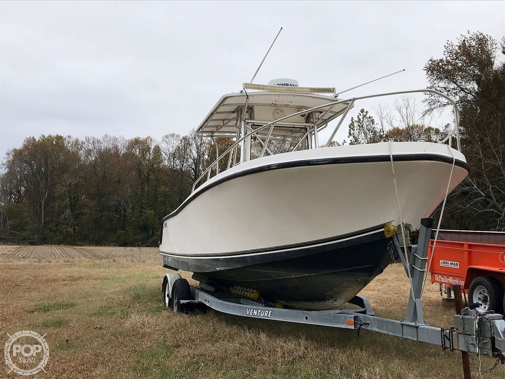 1995 Mako boat for sale, model of the boat is 282 CC & Image # 3 of 41