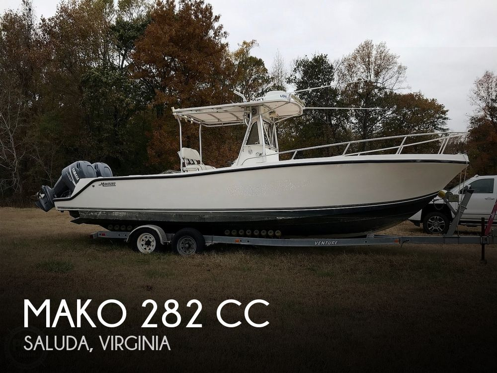1995 MAKO 282 CC for sale