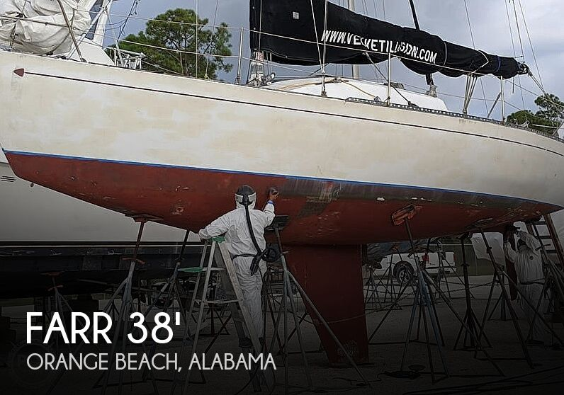 Used Farr Boats For Sale by owner | 1978 Farr 38 Fractional Sloop