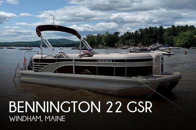 Used Bennington Boats For Sale by owner | 2017 Bennington 25 Gsr
