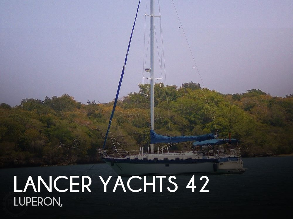 Used Boats For Sale in Dominican Republic by owner | 1981 Lancer Yachts 42