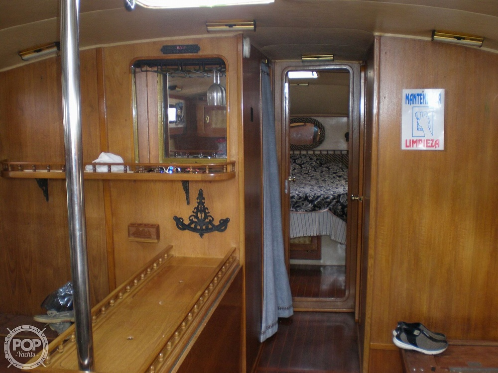 1981 Lancer Yachts boat for sale, model of the boat is 42 & Image # 6 of 33