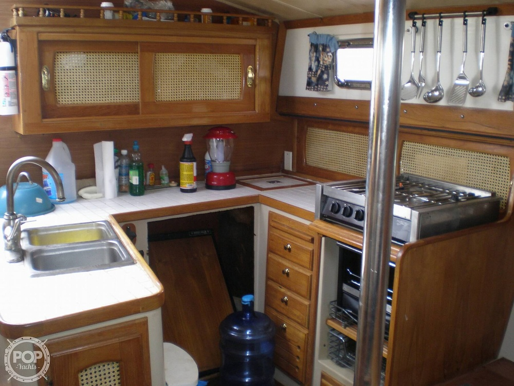 1981 Lancer Yachts boat for sale, model of the boat is 42 & Image # 8 of 33