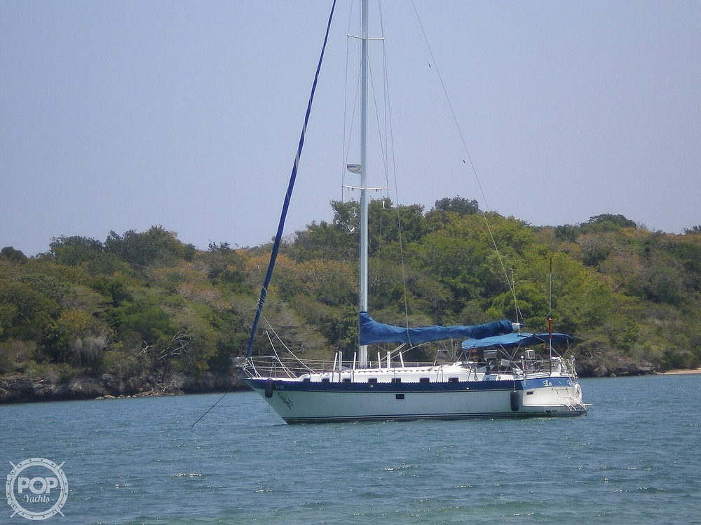 1981 Lancer Yachts boat for sale, model of the boat is 42 & Image # 12 of 33