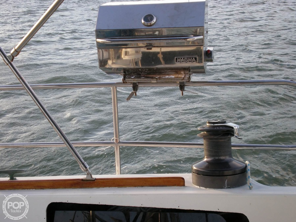 1981 Lancer Yachts boat for sale, model of the boat is 42 & Image # 13 of 33