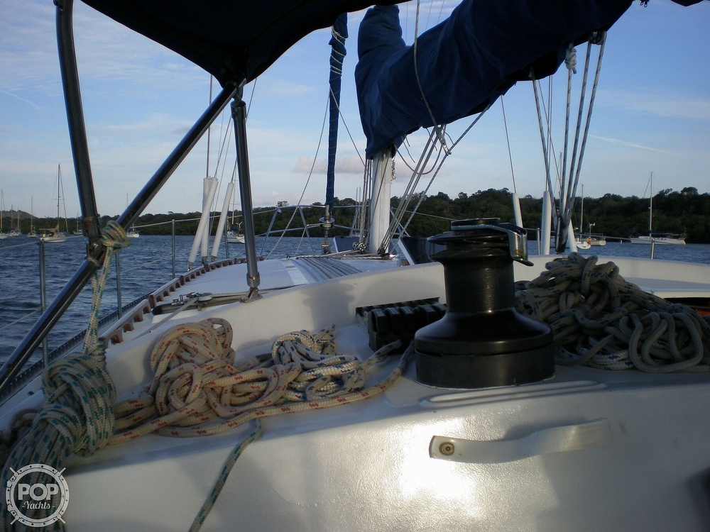 1981 Lancer Yachts boat for sale, model of the boat is 42 & Image # 14 of 33