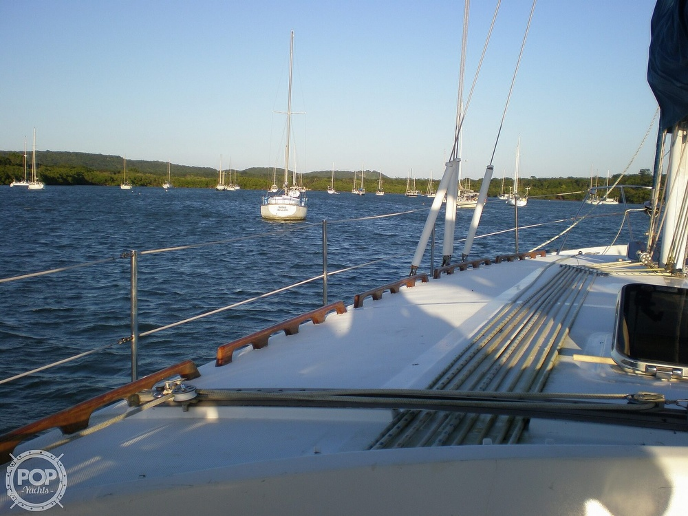 1981 Lancer Yachts boat for sale, model of the boat is 42 & Image # 23 of 33