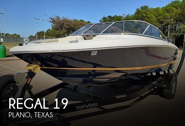 Used Regal Boats For Sale in Texas by owner | 2014 Regal 19