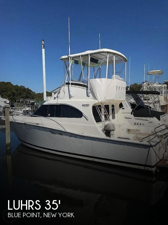 Used Luhrs Boats For Sale by owner | 1991 Luhrs 35