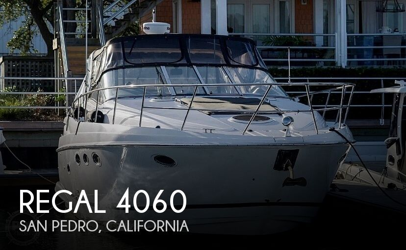 Used Motoryachts For Sale in California by owner | 2008 Regal Marine 36 Commodore