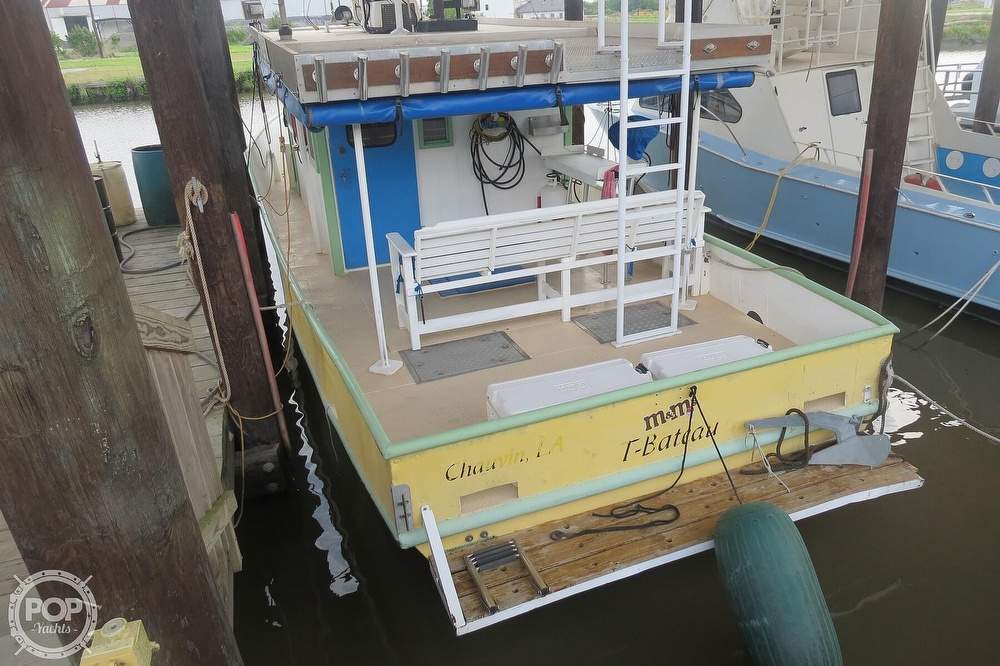 1983 Pleasure Craft boat for sale, model of the boat is 40 & Image # 35 of 40