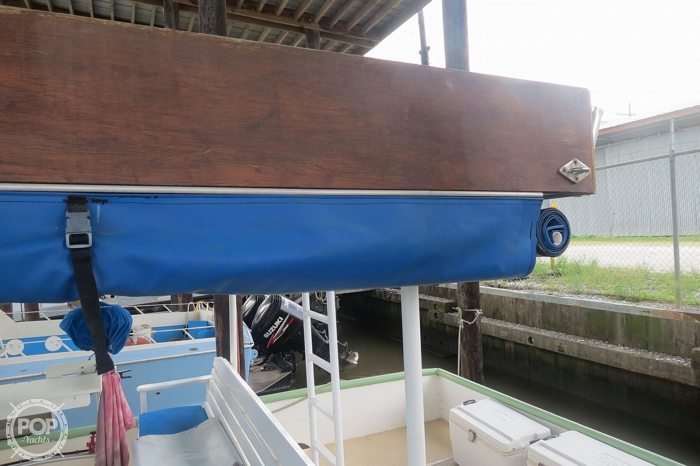 1983 Pleasure Craft boat for sale, model of the boat is 40 & Image # 40 of 40