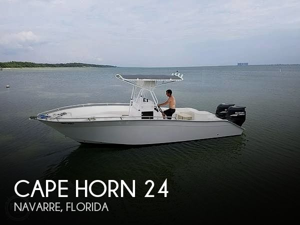 Used CAPE HORN Boats For Sale by owner | 2000 Cape Horn 24