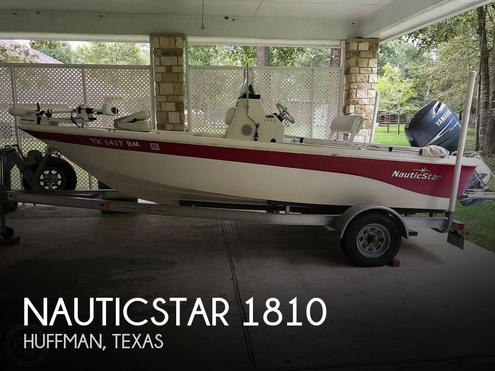 Used Nautic Star 1810 Boats For Sale by owner | 2011 Nautic Star 1810