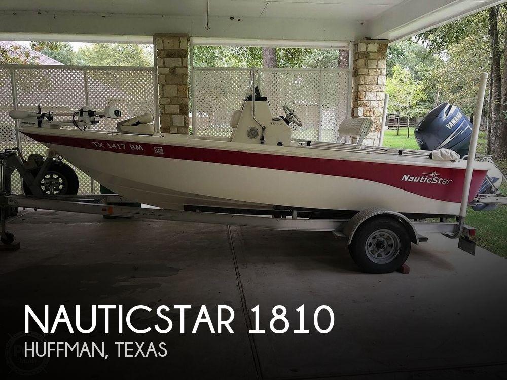 2011 Nautic Star 1810 - image 1