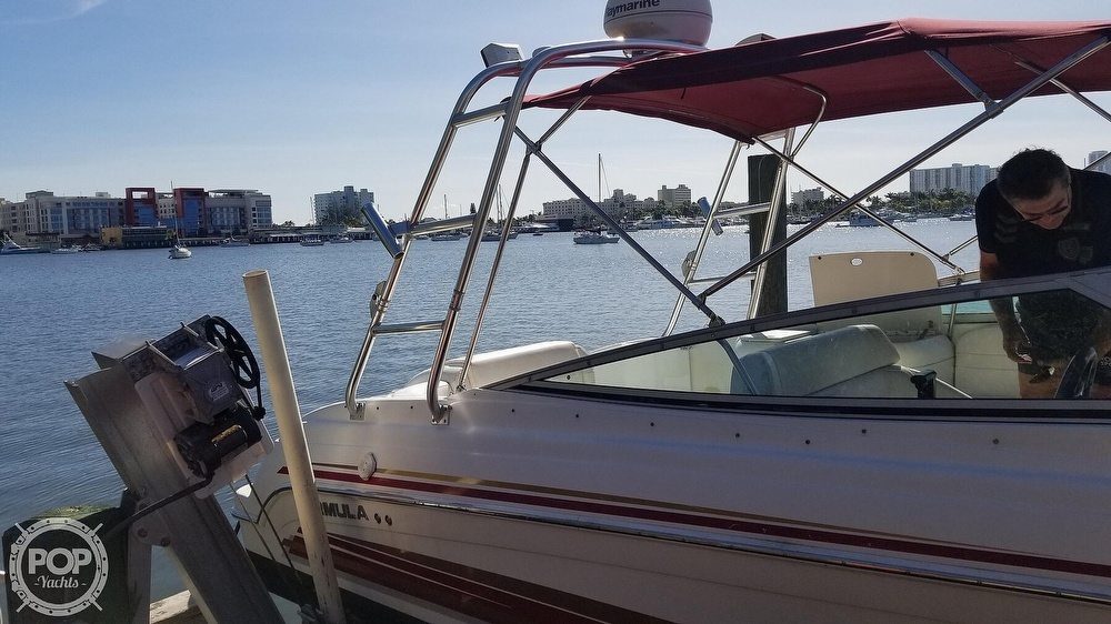 2002 Formula boat for sale, model of the boat is 260 Sun Sport & Image # 15 of 40